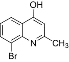 8-Bromo-4-hydroxy-2-methylquinoline