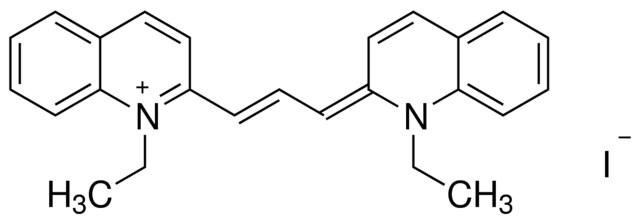 2 1 1 Diethyl 2 2 Carbocyanine Iodide Aldrichsigma Cas 605 91 4