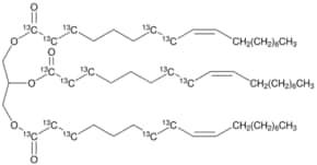 Glyceryl tri(oleate-1,2,3,7,8-13C5) 99 atom % 13C, 97% (CP ...