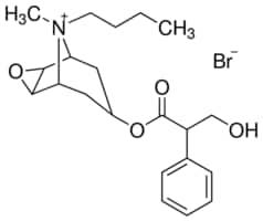(−)-Scopolamine N-butyl bromide