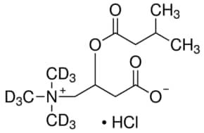 Isovaleryl-DL-carnitine-(N,N,N-trimethyl-d9) hydrochloride