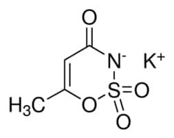 Acesulfame Potassium Chemical Properties