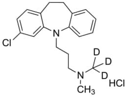 Clomipramine-d3 hydrochloride solution