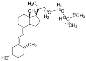 Vitamin D3-23,24,25,26,27-13C5 solution
