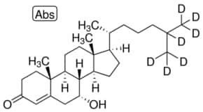 7alpha Hydroxy 4 cholesten 3 one 25 26 26 26 27 27 27 d7