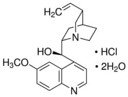 Quinine monohydrochloride dihydrate