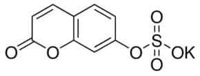7-Hydroxycoumarin sulfate potassium salt