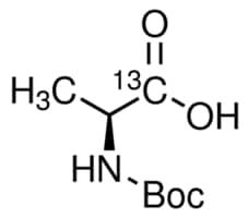 Boc-Ala-OH-1-13C