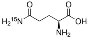 L-Glutamine-(amide-15N)