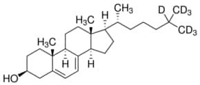 7-Dehydrocholesterol-25,26,26,26,27,27,27-d7