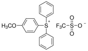 (4-Methoxyphenyl)diphenylsulfonium triflate