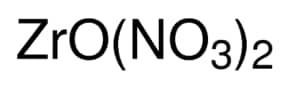Zirconyl nitrate solution