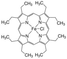 2,3,7,8,12,13,17,18-Octaethyl-21H,23H-porphine iron(III) chloride