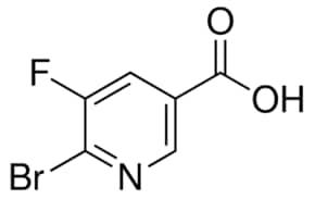 6-Bromo-5-fluoropyridine-3-carboxylic acid