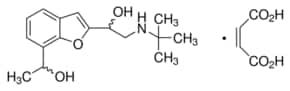 Hydroxybufuralol maleate salt