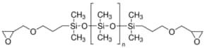 Poly(dimethylsiloxane), diglycidyl ether terminated