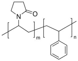 Poly 1 Vinylpyrrolidone Co Styrene 38 Emulsion In H2o