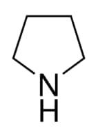 Pyrrolidine ≥99.5%, purified by redistillation