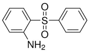 2 Phenylsulfonyl Aniline 97 Sigma Aldrich