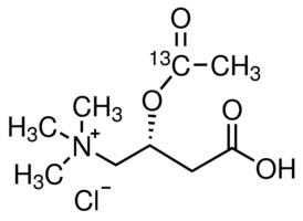 Acetyl-1-13C-L-carnitine hydrochloride