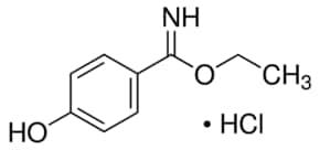 Ethyl 4-hydroxybenzimidate hydrochloride