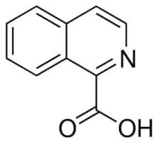 Isoquinoline-1-carboxylic acid 99 %   486-73-7   Sigma-Aldrich