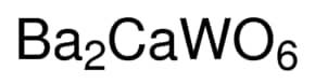 Barium calcium tungsten oxide