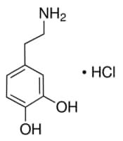 dopamine hydrochloride 5 10 25 100 g in poly bottle sigma aldrich