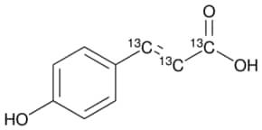 p-Coumaric acid-1,2,3-13C3
