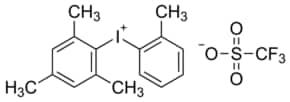 (2-Methylphenyl)(2,4,6-trimethylphenyl)iodonium triflate, >=97.0% (HPLC)