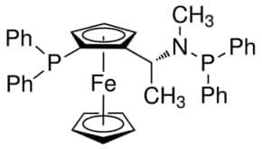 (R)-N-Methyl-N-diphenylphosphino-1-[(S)-2-diphenylphosphino)ferrocenyl]ethylamine