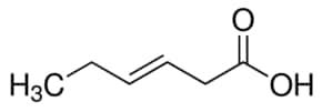 trans-3-Hexenoic acid