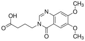 4-(6,7-dimethoxy-4-oxoquinazolin-3(4H)-yl)butanoic acid