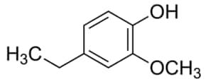 4-Ethylguaiacol >= 98 %, FCC, FG | 2785-89-9 | Sigma-Aldrich