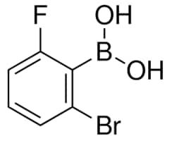 2-Bromo-6-fluorophenylboronic acid