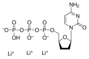 2′,3′-Dideoxycytidine 5′-triphosphate trilithium salt