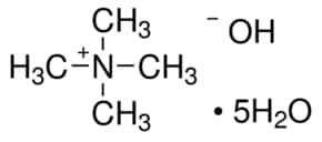 Tetramethylammonium hydroxide pentahydrate