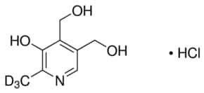 Pyridoxine-(methyl-d3) hydrochloride