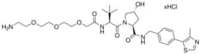 (S,R,S)-AHPC-PEG3-NH2 hydrochloride