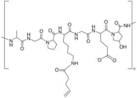 Allyl-modified gelatin