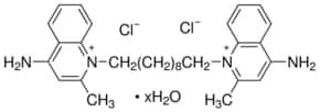 Dequalinium chloride hydrate