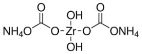 Ammonium zirconium(IV) carbonate solution