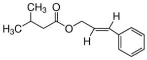 trans-Cinnamyl isovalerate