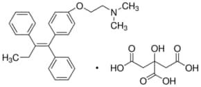 Tamoxifen citrate salt