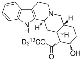 Yohimbine-(methyl-13C,d3ester)