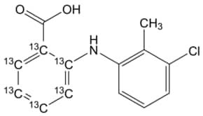 Tolfenamic acid-(benzoic ring-13C6)