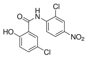 Картинки по запросу niclosamide structure