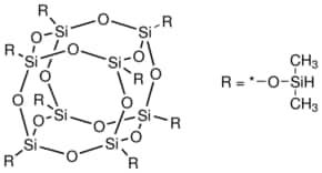 PSS-Octakis(dimethylsilyloxy) substituted