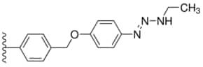 3-Ethyl-1-phenyltriazene polymer-bound