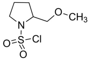 2-(Methoxymethyl)-1-pyrrolidinesulfonyl chloride